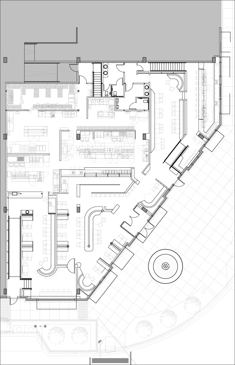 Floorplan - TKO Burger, DC